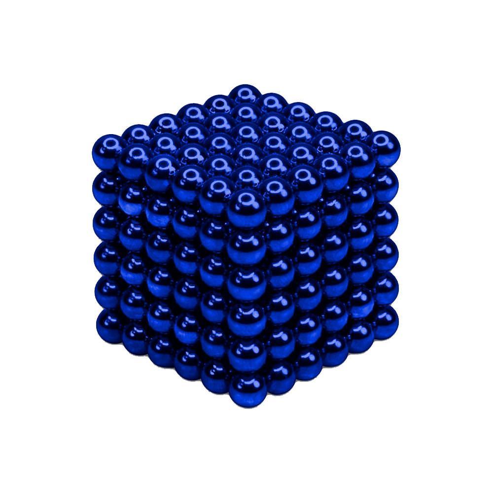Неокуб 5 мм (Синий)