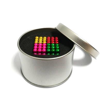 Неокуб NeoCube Восьмицветный (5 мм), фото 2