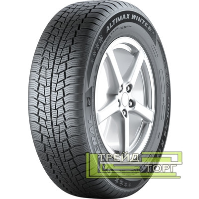 Зимняя шина General Tire Altimax Winter 3 155/65 R14 75T