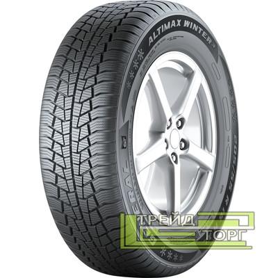 Зимняя шина General Tire Altimax Winter 3 195/60 R15 88T
