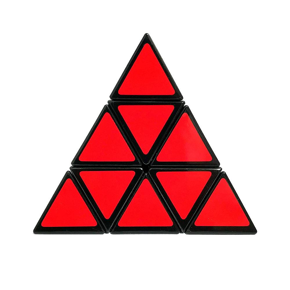 Пирамидка 3x3 Lin Hui Toys Чёрная