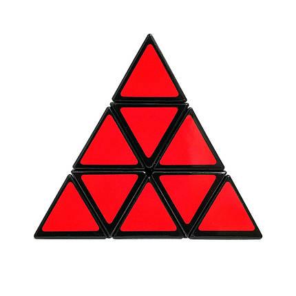 Пирамидка 3x3 Lin Hui Toys Чёрная, фото 2