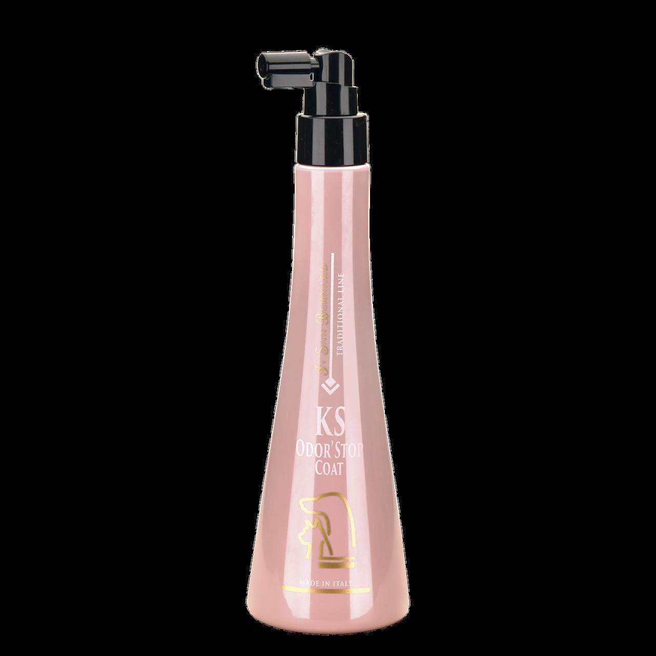 Дезодорант Iv San Bernard KS Odor'Stop Coat нейтрализует запахи с шерсти, 250мл
