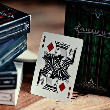 Покерные карты Artifice Mini Decks, фото 2