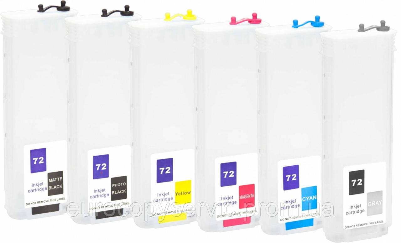 Набір перезаправних картриджів NewTone для HP DesignJet T1100 / T795 (RC.937)