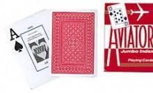 Покерные карты Aviator Jumbo Index, фото 2