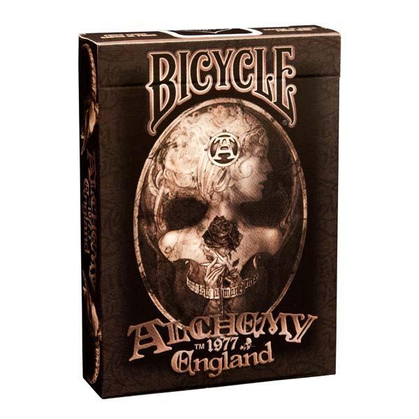 Покерные карты Bicycle Alchemy