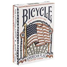 Покерные карты Bicycle American Flag, фото 2