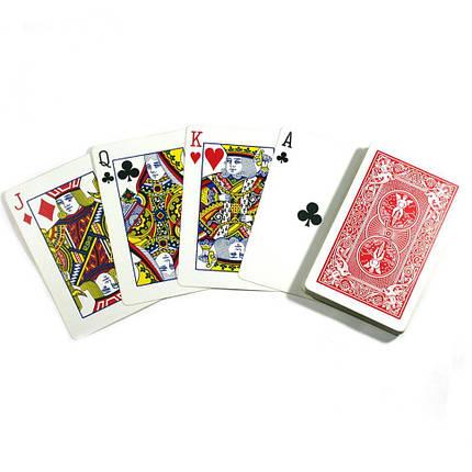Покерные карты Bicycle Bridge Size, фото 2