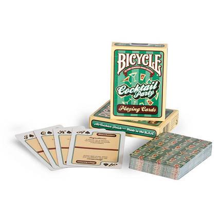 Покерные карты Bicycle Cocktail Party, фото 2