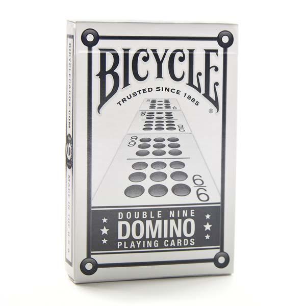 Покерные карты Bicycle Double Nine Domino
