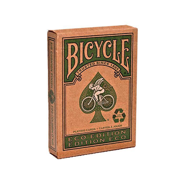 Покерные карты Bicycle Eco Edition