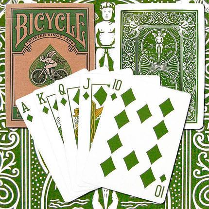 Покерные карты Bicycle Eco Edition, фото 2