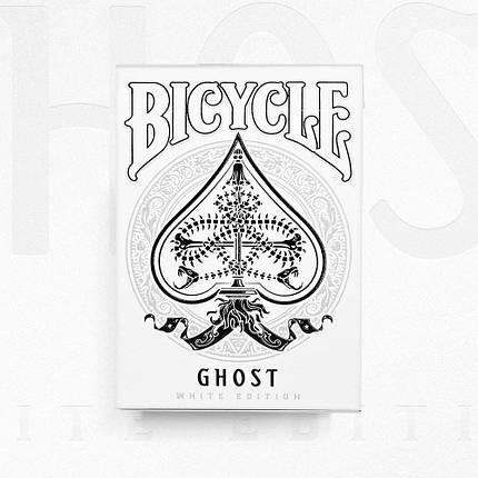 Покерные карты Bicycle Ghost Legacy, фото 2