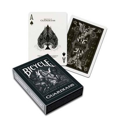 Покерные карты Bicycle Guardians, фото 2