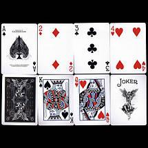 Покерные карты Bicycle Guardians, фото 3