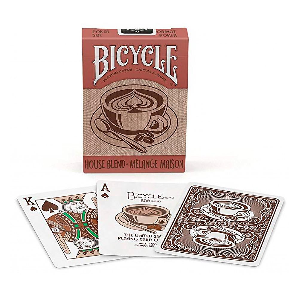 Покерные карты Bicycle House Blend