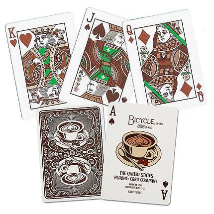 Покерные карты Bicycle House Blend, фото 2