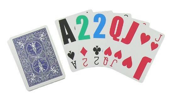 Покерные карты Bicycle Lovision, фото 2