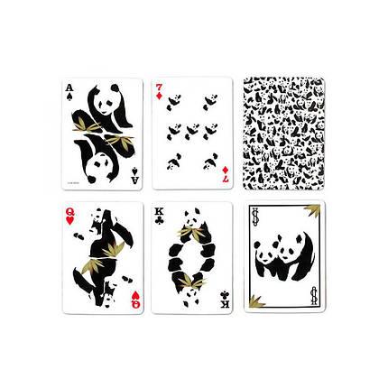 Покерные карты Bicycle Pandamonium (Панды), фото 2