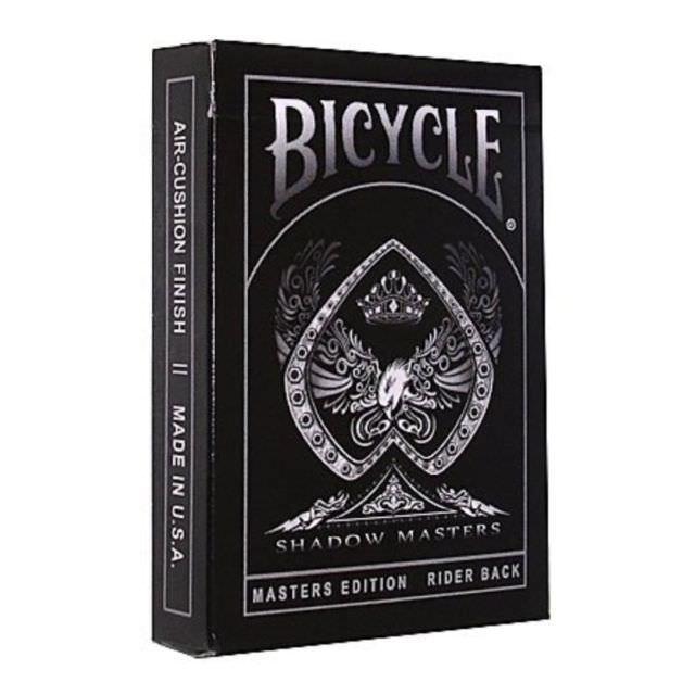 Покерные карты Bicycle Shadow Master