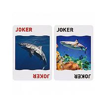 Покерные карты Bicycle Shark, фото 2