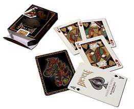 Покерные карты Bicycle Warrior Horse, фото 2