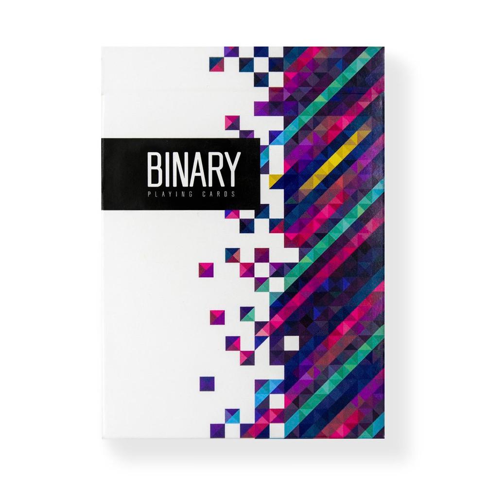 Покерные карты Binary