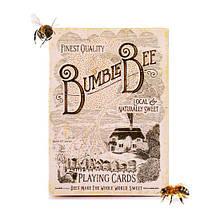 Покерные карты BumbleBee (Ellusionist)