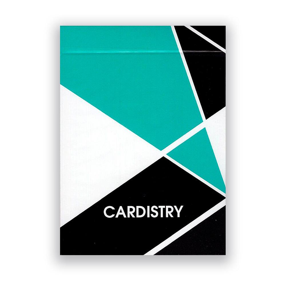 Покерные карты Cardistry Turquoise