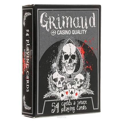 Покерные карты Cartamundi Death Game, фото 2