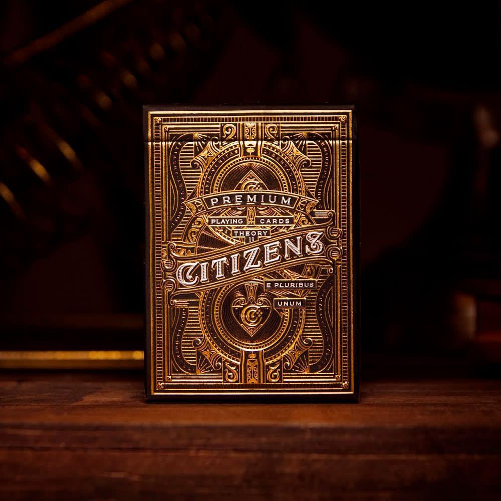 Покерные карты Citizen (Theory11)
