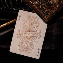 Покерные карты Citizen (Theory11), фото 2