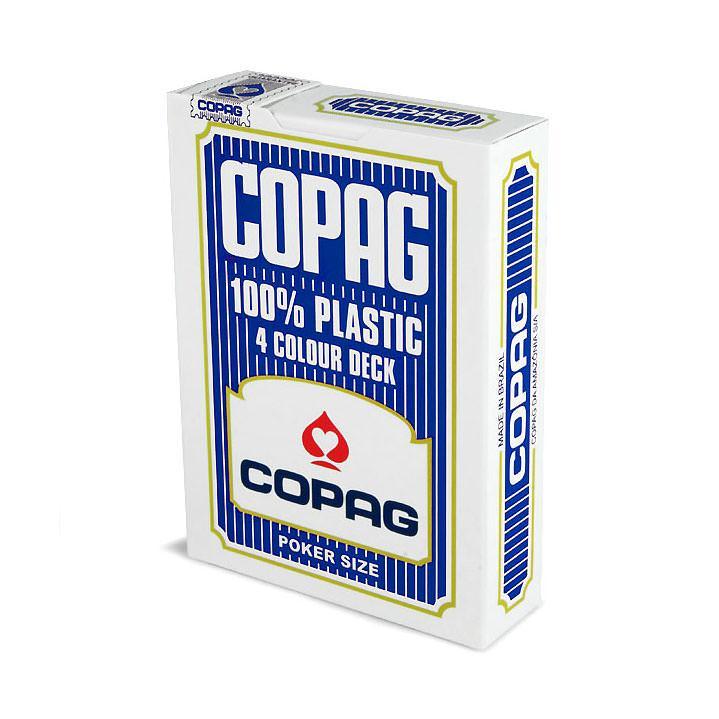 Покерные карты Copag 4 Color
