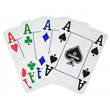 Покерные карты Copag 4 Color, фото 2
