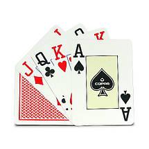 Покерные карты Copag Texas Hold 'Em Poker Jumbo Index, фото 2