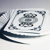 Покерные карты Crown Deck Limited Edition (Snow), фото 2