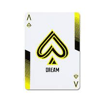 Покерные карты Dream Recurrence Желтые, фото 3