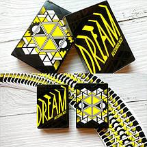 Покерные карты Dream Recurrence Желтые, фото 2