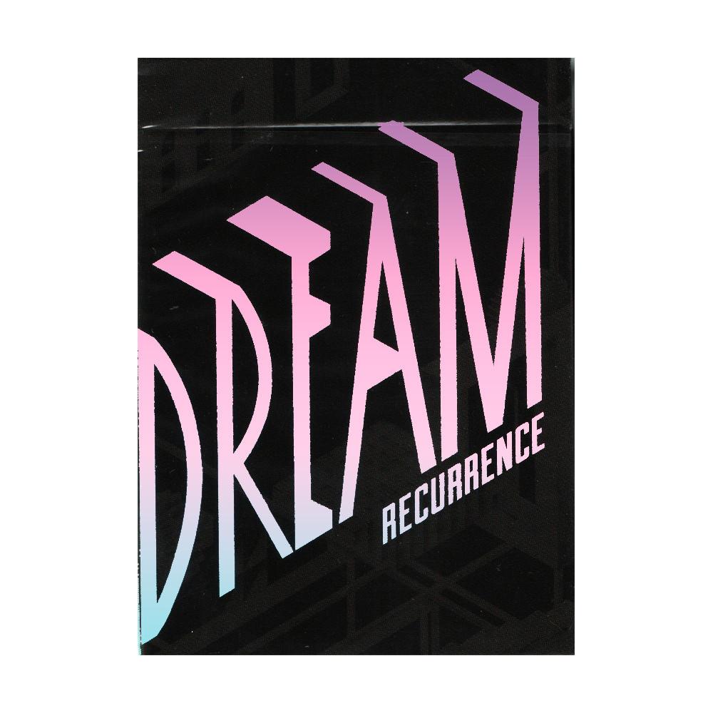 Покерные карты Dream Recurrence Фиолетовые