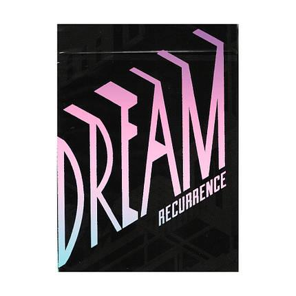 Покерные карты Dream Recurrence Фиолетовые, фото 2