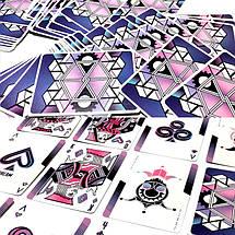 Покерные карты Dream Recurrence Фиолетовые, фото 3