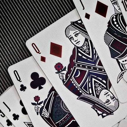 Покерные карты Ellusionist Artifice Blue, фото 2