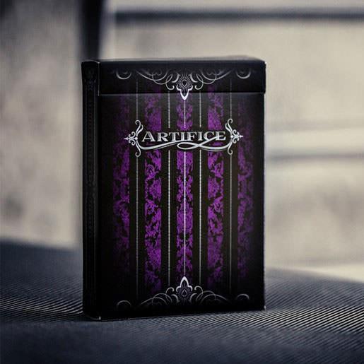 Покерные карты Ellusionist Artifice Purple