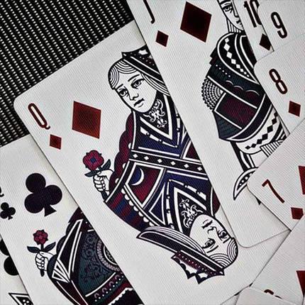 Покерные карты Ellusionist Artifice Purple, фото 2