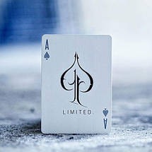 Покерные карты Ellusionist LTD Blue, фото 3