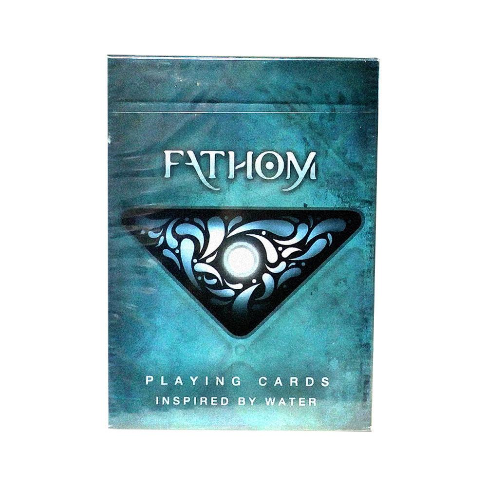 Покерные карты Fathom (Ellusionist)