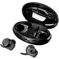 Наушники беспроводные Bluetooth Gelius Pro TrueFree Black