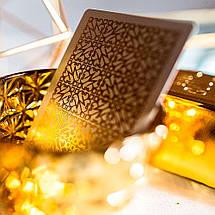Покерные карты Gold Madison Revolvers, фото 3