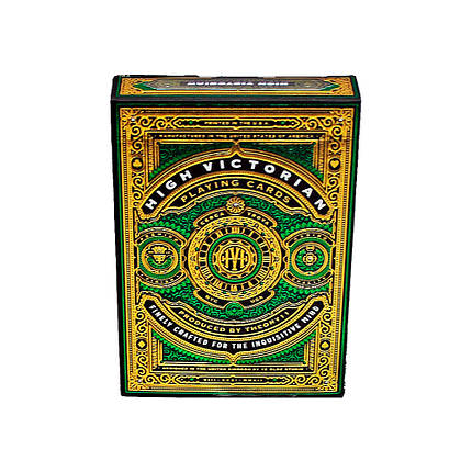 Покерные карты High Victorian (theory11), фото 2